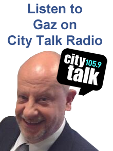 Dr Gazvani on City Talk